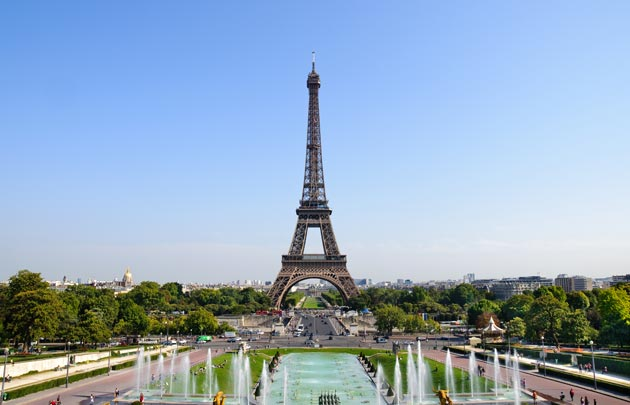 Voyage en île de France