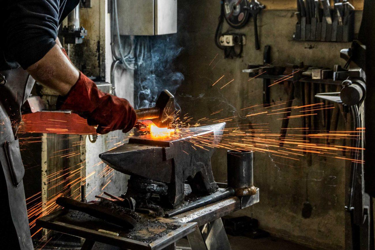 Travail du métal
